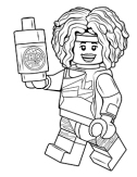 LEGO Dance Instructor