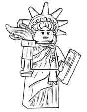 LEGO Lady Liberty