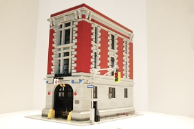 Firehouse left side