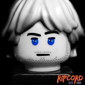 Keith Urban Ripcord album cover LEGO-fied