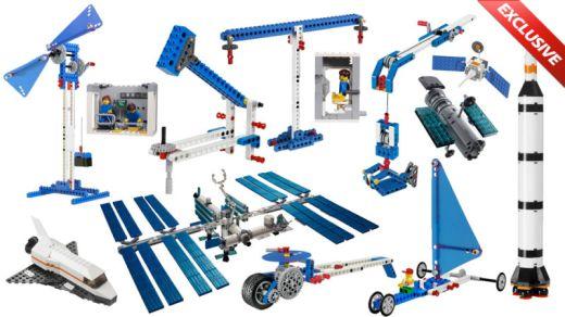 LEGOinSpace