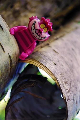 Disney LEGO Cheshire Cat