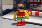 LEGO Robin alternate face.