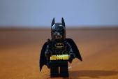 LEGO Batman disgusted.
