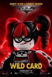 LEGO Harley Quinn Poster