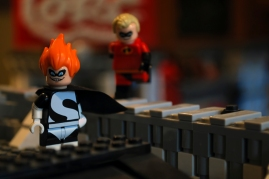 LEGO Syndrome and Mr. Incredible