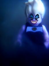 LEGO Ursula, the sea witch