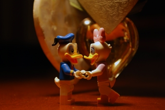 LEGO Donald & Daisy
