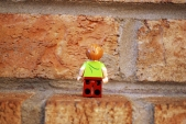 LEGO Shaggy rear view