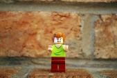 LEGO Shaggy alternate face