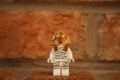 LEGO Scooby-Doo mummy alternate face