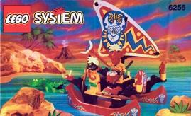 LEGO Islanders - Island Catamaran