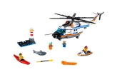 Heavy-Duty Rescue Helicopter [60166], $74.99