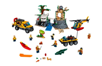 Jungle Exploration Site [60161], $149.99