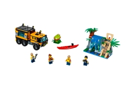 Jungle Mobile Lab [60160], $74.99