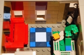 LEGO Assembly Square (10255) living room