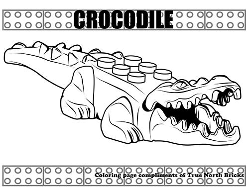 CrocodilePin