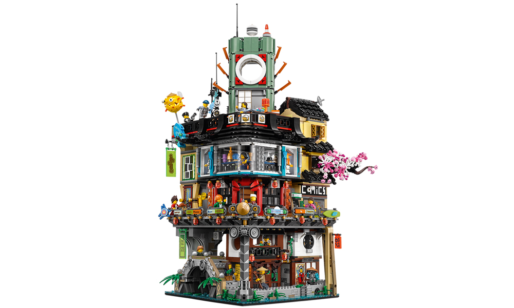 Top 10 Biggest LEGO Sets – Summer 2017