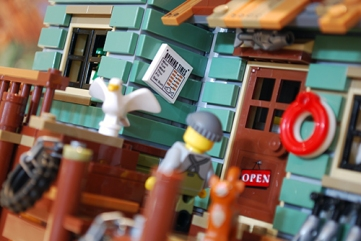 LEGO Old Fishing Store (21310)