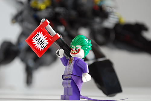 LEGO Scuttler Joker
