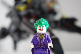 LEGO Scuttler Joker alternate face