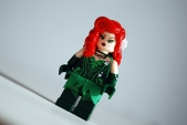 LEGO Scuttler, Poison Ivy alternate face.