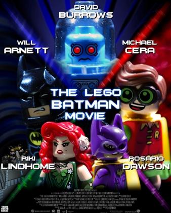 Batman re-LEGO-fied