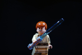 The Obi-Wan Kenobi photo I used in the production of my Episode I poster.