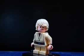 """The """"Anakin Skywalker"""" photo I used in the production of my Episode I poster."""