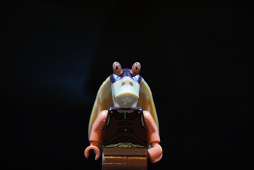 The Gungan photo I used in the production of my Episode I poster.