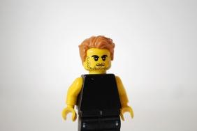 My LEGO-fied Paul Walker