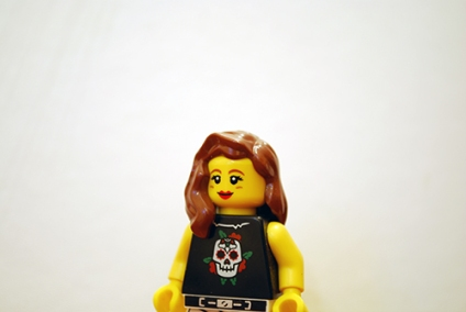 My LEGO Alanis Morissette made a reappearance in this post.