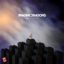 Imagine Dragons LEGO-fied
