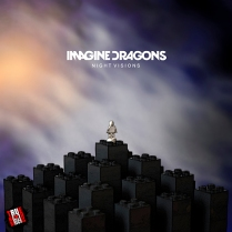 Imagine Dragons LEGO-fied