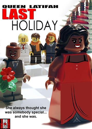 Queen Latifah LEGO-fied