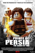 Prince of Persia LEGO-fied
