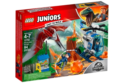 Official LEGO product image for set 10756