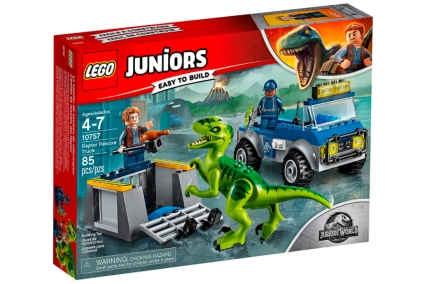 Official LEGO product image for set 10757