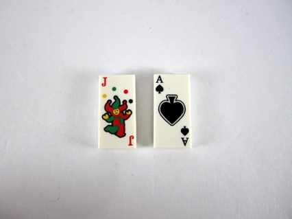 LEGO Playing cards