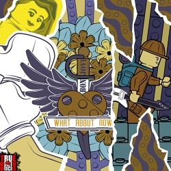 Bon Jovi LEGO-fied