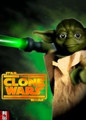 Yoda LEGO-fied