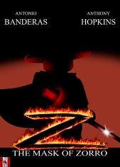 Zorro LEGO-fied