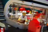 LEGO's Downtown Diner chef.