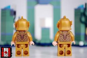 Rear view of Atlantean guards.