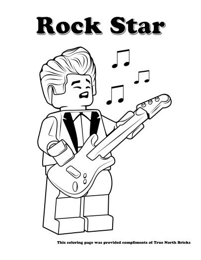 RockStarPin