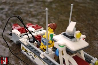 LEGO Fishing Boat (60147)