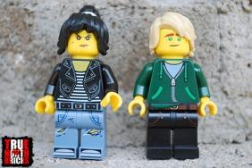 Nya and Lloyd alternate faces.