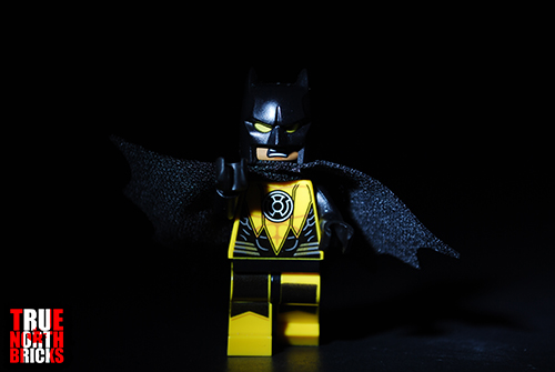 The original Batman pic I took for this project