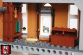Second floor of the Sanctum Sanctorum.