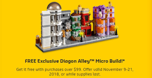 3674d95cfba Canadian LEGO® Deals (Nov. 16, 2018) | True North Bricks